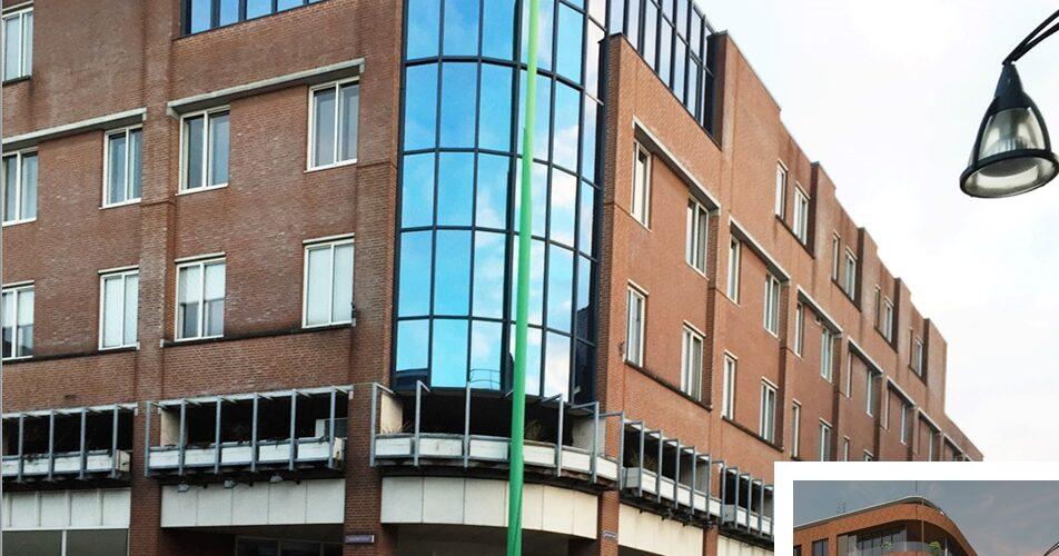 Transformatie Smedenstraat Deventer